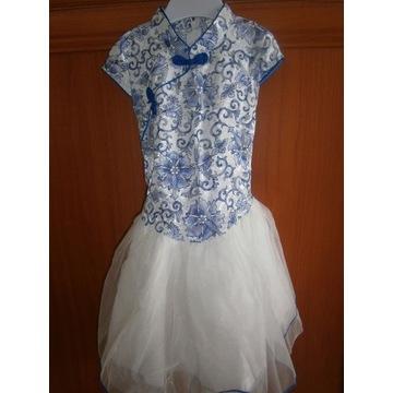 Sukienka nowa dziewczynka 8 lat