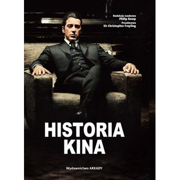 HISTORIA KINA wydawnictwo Arkady MONUMENT