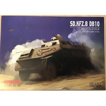 SD.KFZ.8 DB10 Answer
