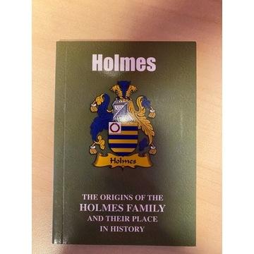 Pochodzenie rodziny Holmes