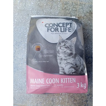 Concept for Life Maine Coon Kitten 3kg