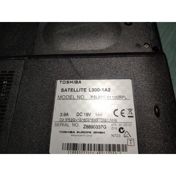 Laptop Toshiba Satellite L300-1A2