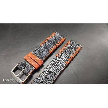 Pasek do zegarka manta morska 20 mm ( płaszczka )