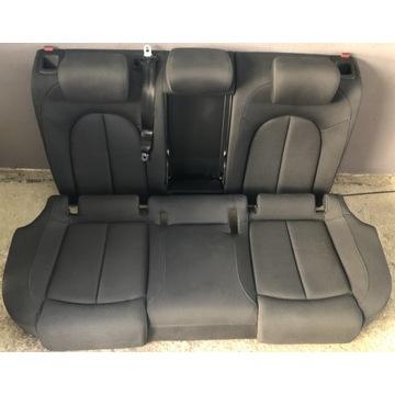 Fotele Audi A6 C7 avant rok 2012