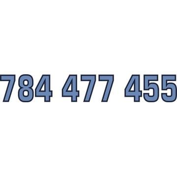 784 477 455 ZŁOTY NUMER STARTER T-MOBILE