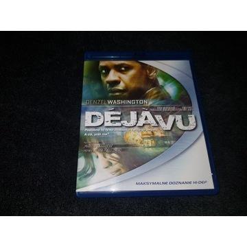 Film  PL Deja Vu blu-ray