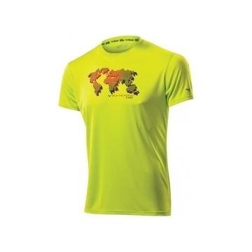 koszulka do biegania MIZUNO DRYLITE I RUN TEE r. M
