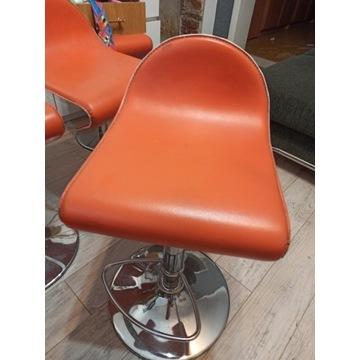 Krzesła obrotowe do kuchni, regulowana wysokość