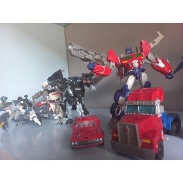 Figurki Transformers OG składane