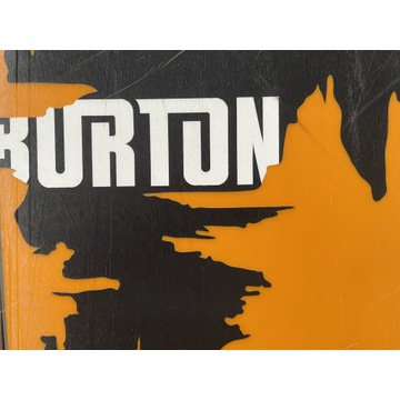 Snowboard Burton 164, wiązania i pokrowiec