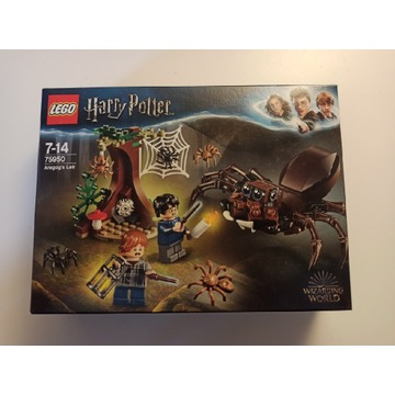 Lego 75950 Harry Potter Aragog's Lair