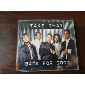 Take That – Back For Good