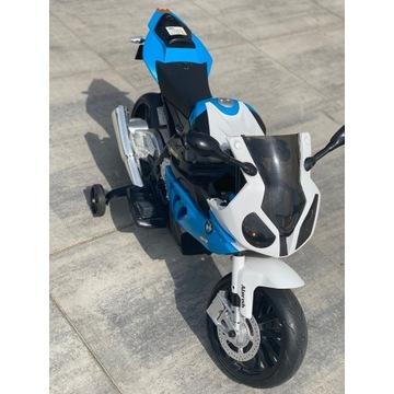BMW, motor na akumulator S1000RR