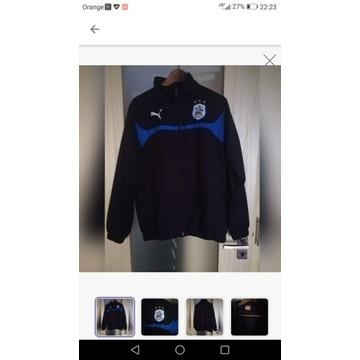 Puma bluza huddersfield town bluza treningowa