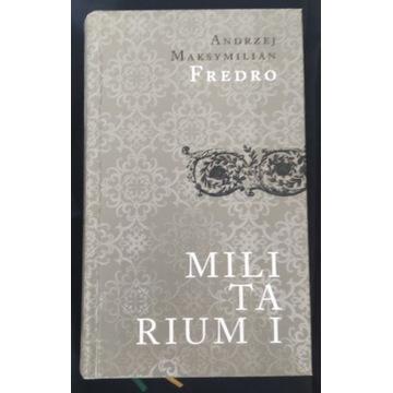 Andrzej Fredro - Militarium I
