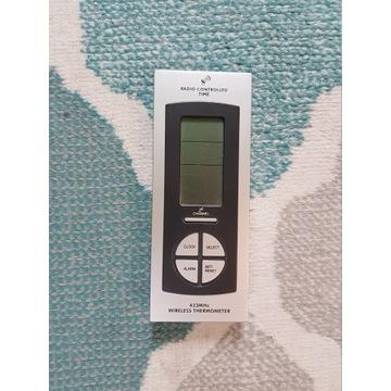 Termometr zegar alarm DIGI-TECH 4LD0204