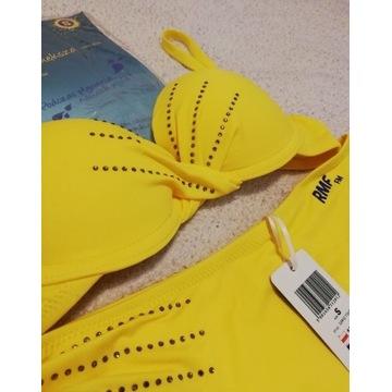 Dwuczęściowy strój kąpielowy sportowy Esotiq S