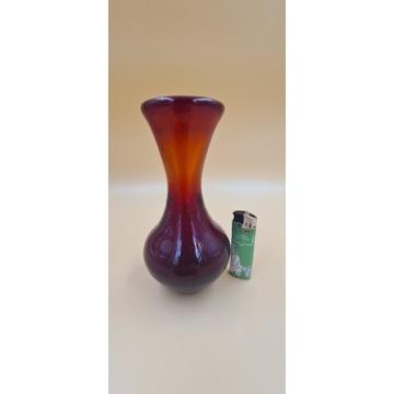 Z.Horbowy bardzo grube szkło wazon