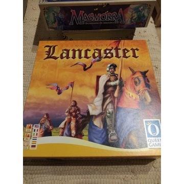 Lancaster plus The New Laws