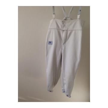 szermierka spodnie