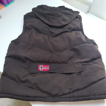 Dwustronna kamizelka Geographical Norway M/L