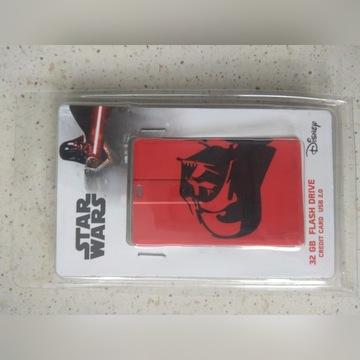 Star Wars DARTH VADER PENDRIVE 32GB KartaKredytowa