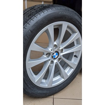 BMW koła 17 z oponami Michelin Premacy 225/50 r17