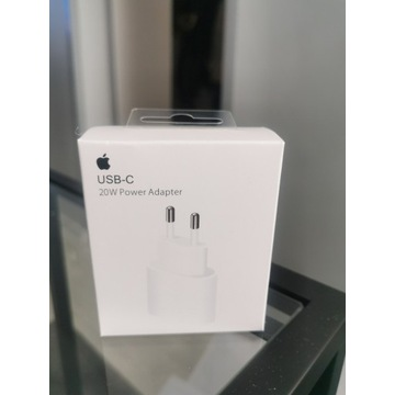 Oryginalna Ładowarka Apple USB-C 20W, MHJE32M/A