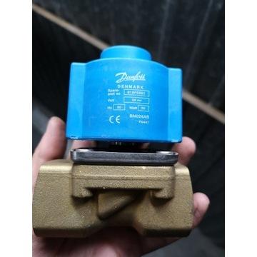 Elektrozawór Danfoss 31 mm 24VAC