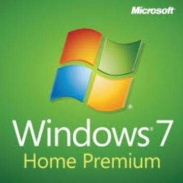Windows 7 Home Premium 32/64 Bit Klucz