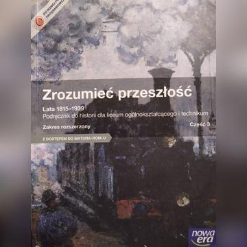 Podręcznik do historii Zrozumieć Przeszłość cz.3