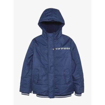 Nowa Tiffosi MARINO chłopięca kurtka zimowa roz152