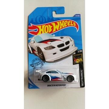 Hot Wheels BMW M4 M MOTORSPORT