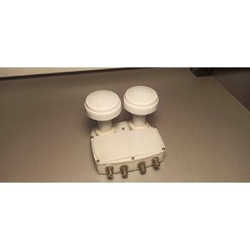Opticum monoblok quad lnb