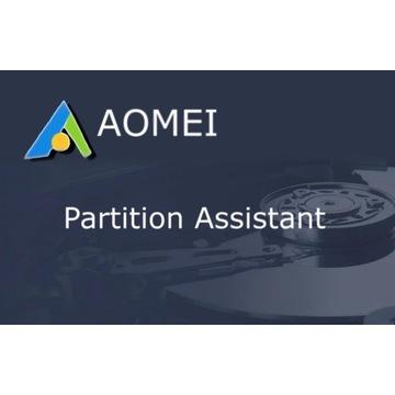AOMEI Partition Assistant Pro 8.5 KOD