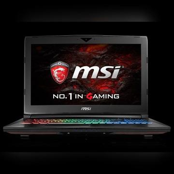 Laptop MSI GT62VR 6RE, i7, 32GBRam, GTX1070, 4kUHD
