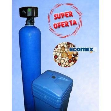 Odżelaziacz Zmiękczacz Filtr Wody Ecomix