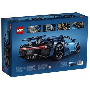 LEGO TECHNIC 42083 Bugatti Chiron darmowy dost.