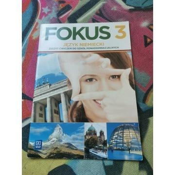 Fokus 3 Ćwiczenie od Języka Niemieckiego