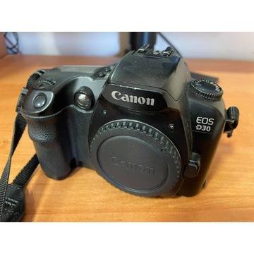 Canon D30 - sprawny, unikat - dla kolekcjonera!