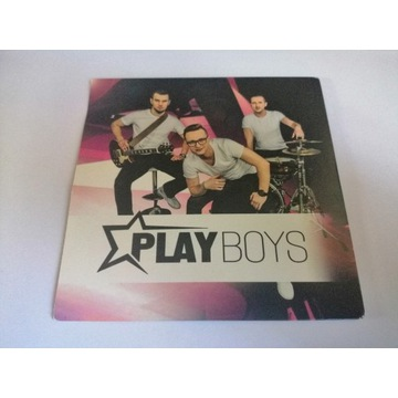 PLAYBOYS - PROMO CD 2016 (UNIKAT!)
