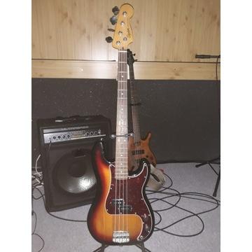 Gitara basowa Fender Squier PB