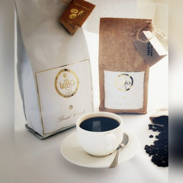 Kawa świeżo palona WILLO Gold Blend