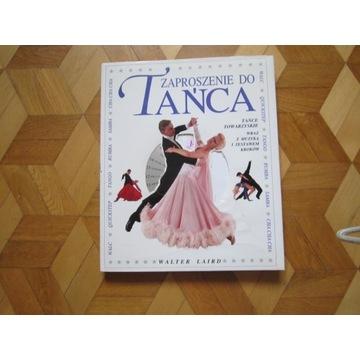 """""""Zapraszamy do tańca"""" podręcznik do nauki tańca"""