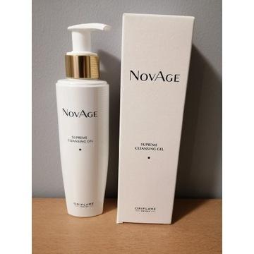 Żel oczyszczający NovAge Supreme Oriflame 150 ml