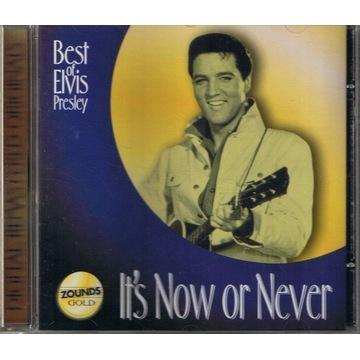 CD GOLD Elvis Presley - BEST It´s Now or Never