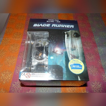 Blade Runner Edycja 3x Blu-ray + DVD + Figurka