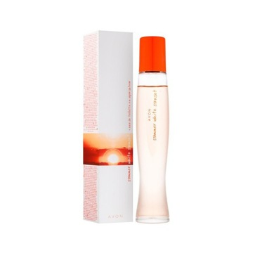 Summer White Sunset woda perfumowana Avon