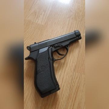 Pistolet wiatrówka BERETTA M84 Full Metal