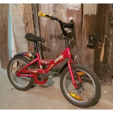 """Rower dziecięcy 16"""" Giant Animator lekki"""